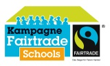 Logo Fairtrade School klein